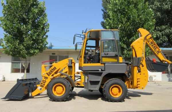 青州多功能反铲式挖掘机|多功能反铲式挖掘机价格
