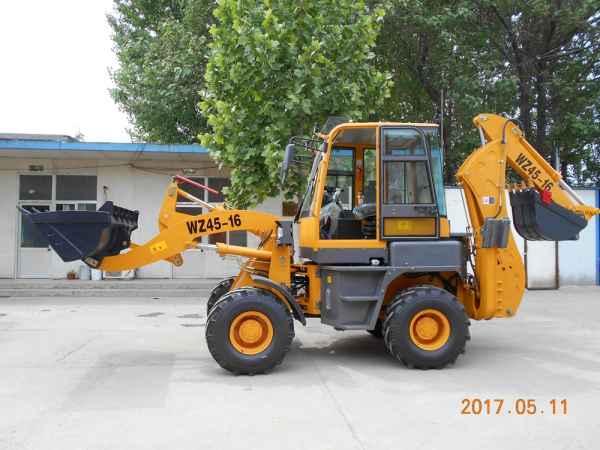 青州挖掘装载机|挖掘装载机厂家