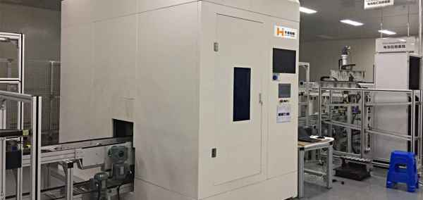 动力电池激光焊接设备