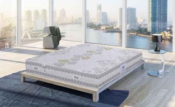 海绵偏硬床垫