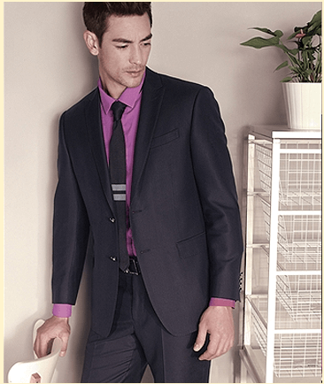 男士职业套装