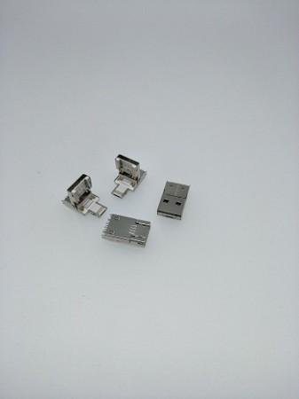 USB三合一多功能连接器