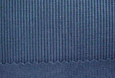 針織羅紋布面料