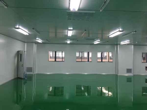 宁波万级净化车间检测维护