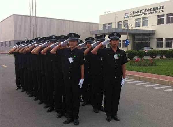 天津校园保安