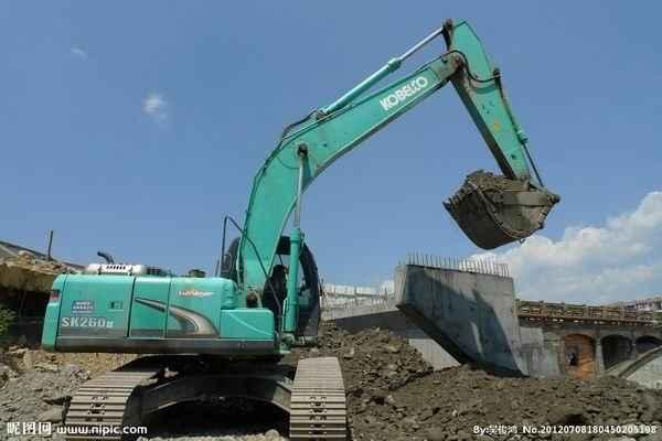挖掘机租售价格