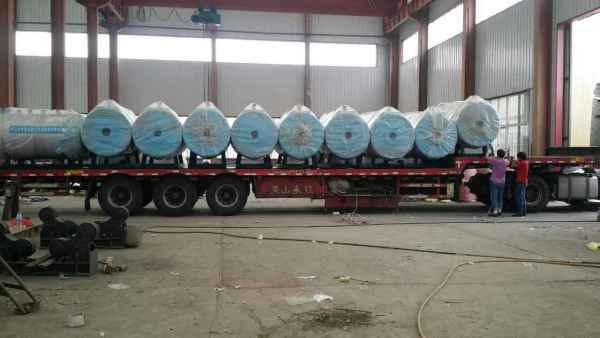 CWNS系列常压热水锅炉