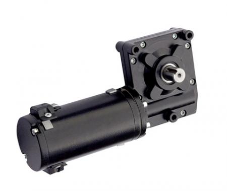 焊接设备直流减速电机装置