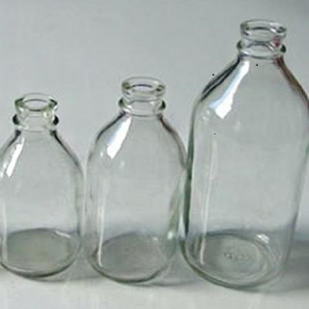 中性硼硅玻璃输液瓶