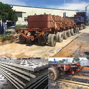 铺路垫板生产工厂
