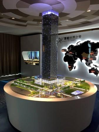 南京沙盘模型制作公司