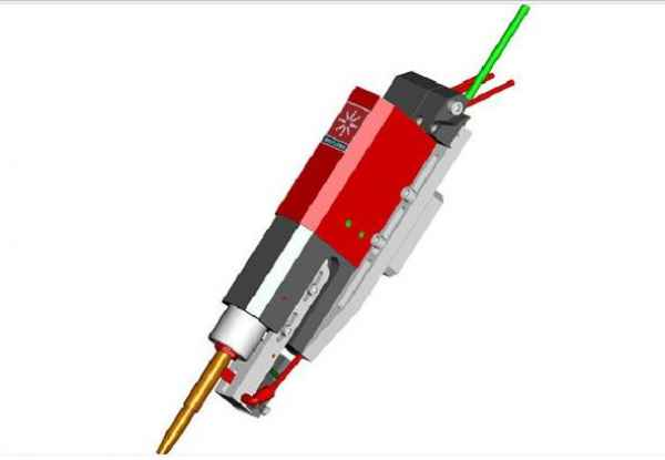 自动螺柱储能焊枪