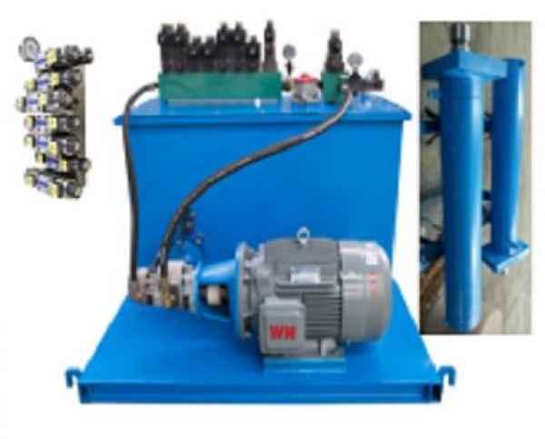 塑料机械液压站