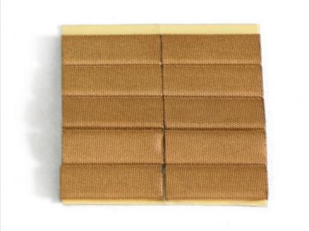 镀金导电泡棉生产