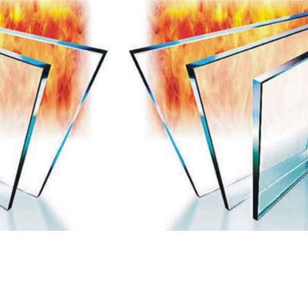 陕西防火玻璃非隔热防火玻璃哪里有卖