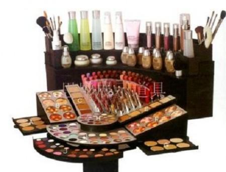 化妆品展示道具