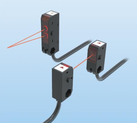 小方型光电传感器