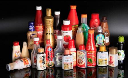EVOH多層供擠塑料醬汁瓶