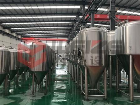啤酒设备制造加工