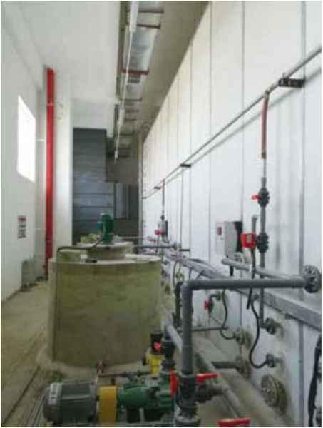 市政废气处理工程