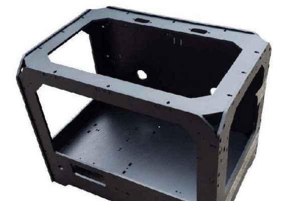 3D打印机罩壳加工