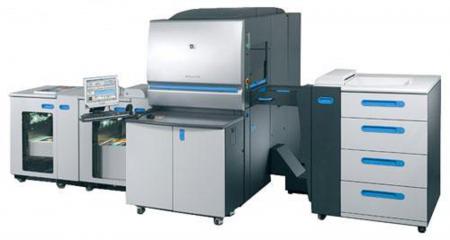 数码印刷设备
