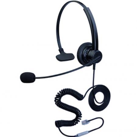 合镁单边耳麦通讯耳机生产商