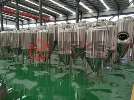 原浆啤酒厂发酿酿酒方案