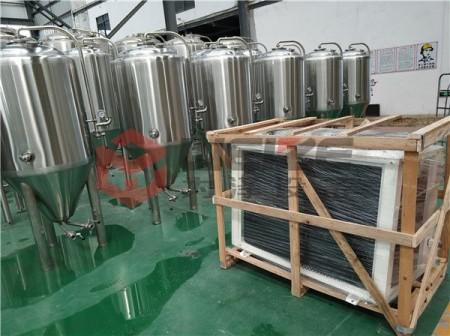 500升精酿原浆啤酒设备