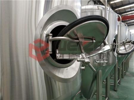 日产500L纯鲜设备优质啤酒设备制造商