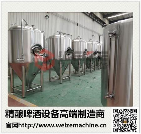 自酿鲜啤设备