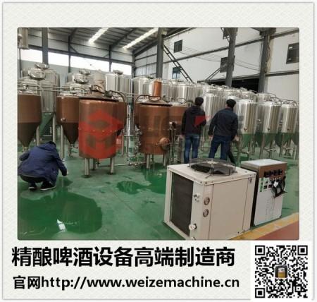 精酿啤酒设备利润分析