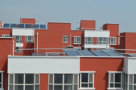 北京太陽能熱水器