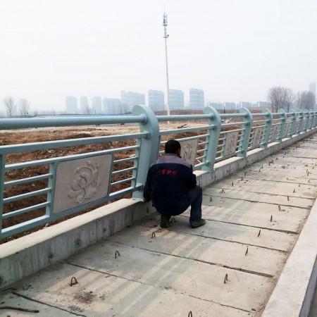 铸造石不锈钢桥梁护栏|铸造石不锈钢桥梁护栏
