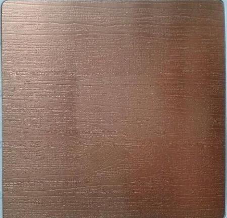 电梯门木纹板