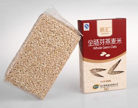 燕匯全胚芽燕麥米