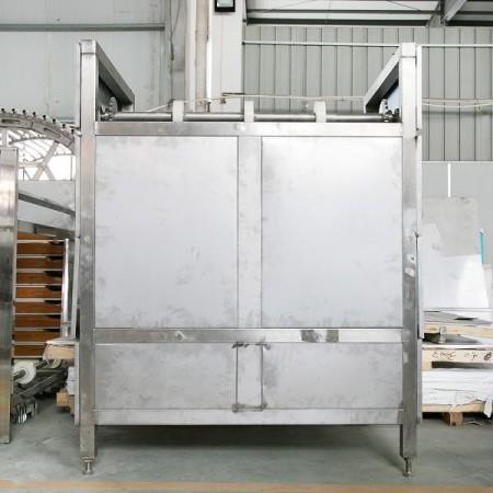 堆积式螺旋速冻机生产厂
