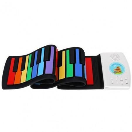 49鍵兒童折疊鋼琴