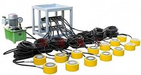 FRSM型系列液压多同步千斤顶