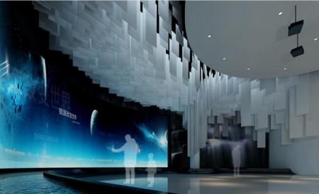智慧城市展廳展館
