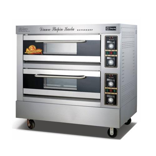烤箱连锁电路图