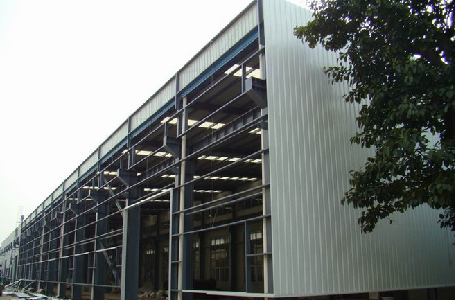 大连市政工程钢结构施工