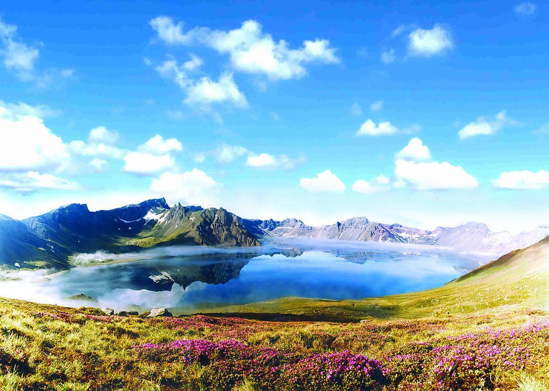 中国十大名山之一