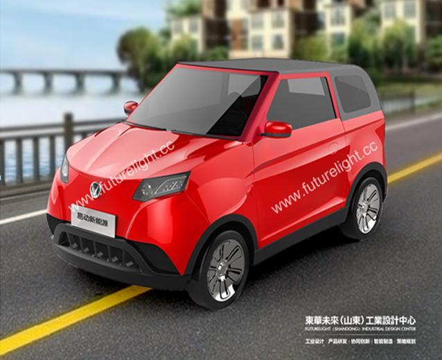 山东电动汽车设计