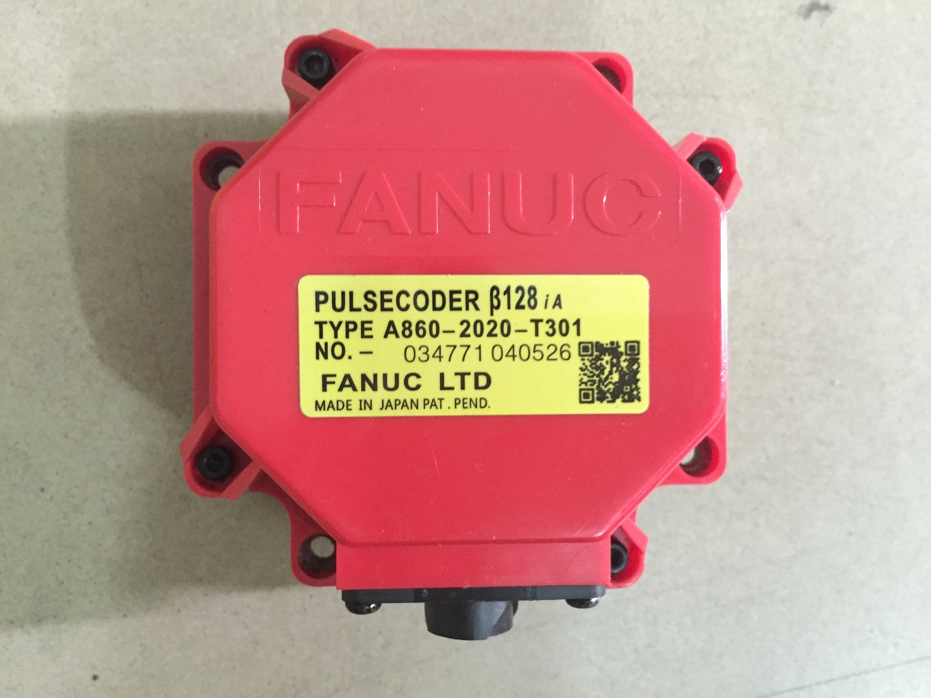 A860-2020-T301 FANUC编码器 公司大量现货低价供应日本法那科(FANUC)各类电机编码器,欢迎来电咨询!(附FANUC编码器表) 佛山市创驰机电设备有限公司 是一家专门从事日本法那科( FANUC )及三菱( MITSUBISHI )数控机床控制系统配件销售,同时为客户提供数控设备的维修的大型综合性公司! A860-2020-T301 FANUC编码器