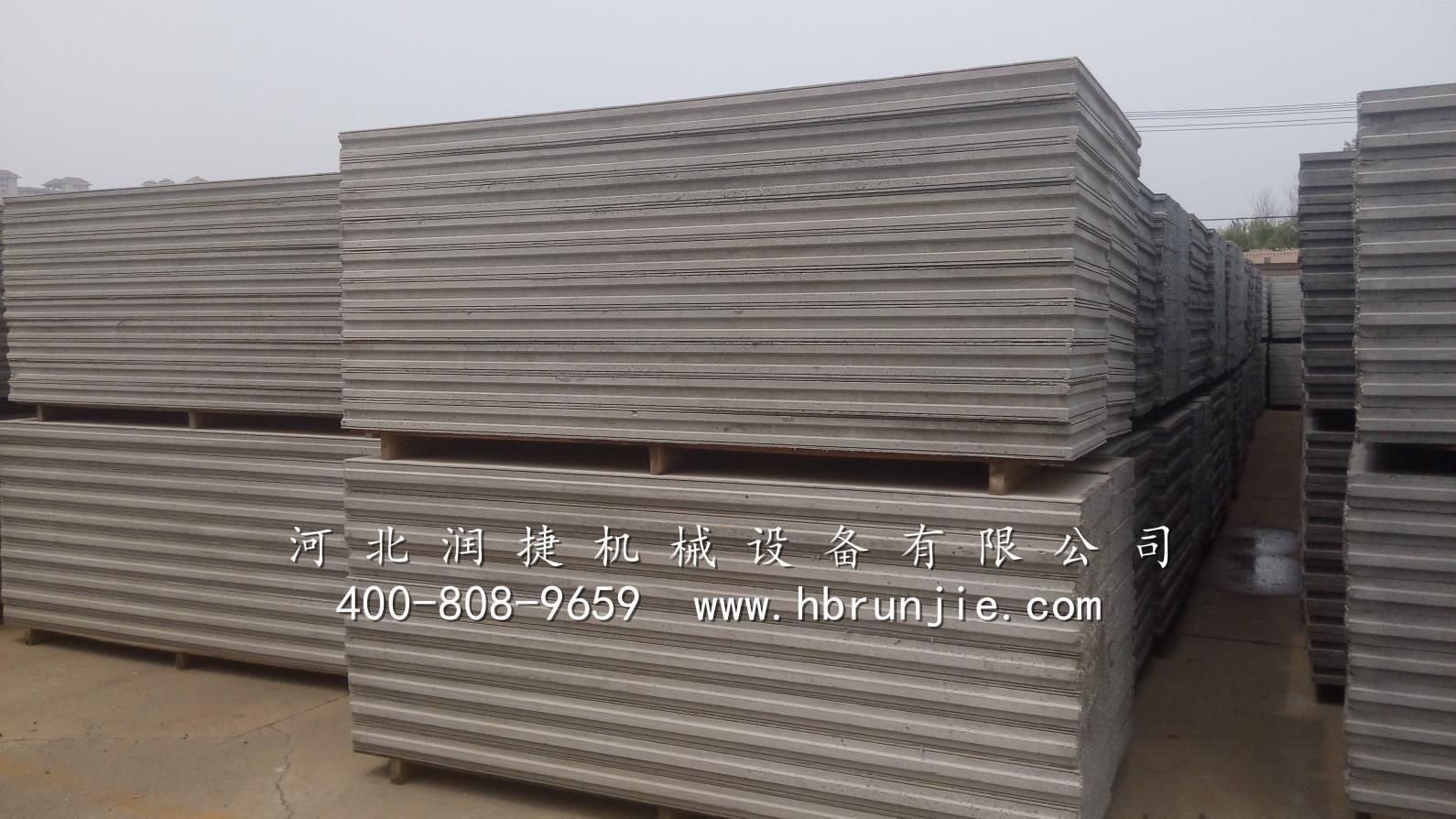 板侧的凹凸槽结构使墙板与墙板拼接后具有很强的整体