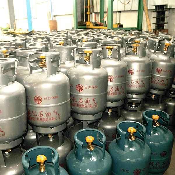 液化气钢瓶供应