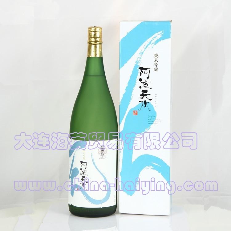 大连日本进口酒水批发