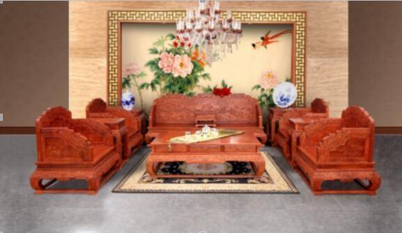缅甸花梨红木家具是北京丰盛明珠红木家具主营类别
