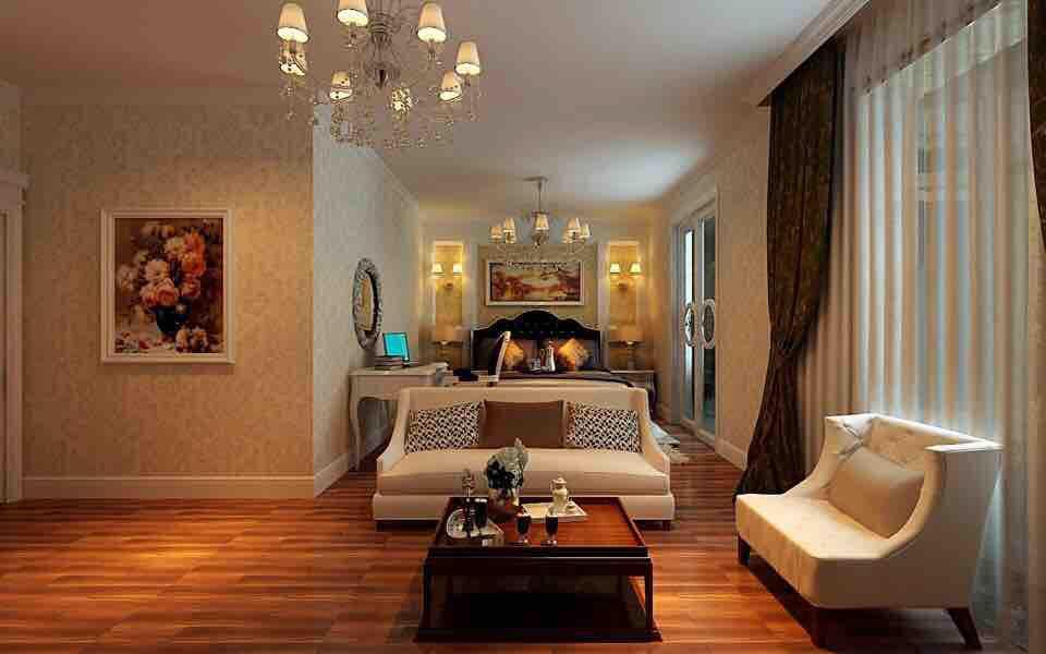 北京欧式别墅室内装修设计